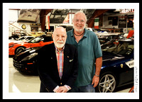 07152015: G. GORDON LIDDY VISITS THE JIM TAYLOR AUTO MUSEUM