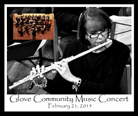 "02212015: GLOVE COMMUNITY MUSIC: ""MUSIC OF THE SILVER SCREEN"" CONCERT"