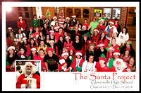 "12192014: THE GHS CLASS OF 2015 ""SANTA PROJECT"""