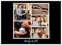 12-2014: ANDY & ALI'S ENGAGEMENT PHOTOS