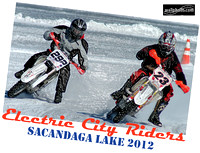 02122012 ELECTRIC CITY RIDERS ON THE GREAT SACANDAGA LAKE