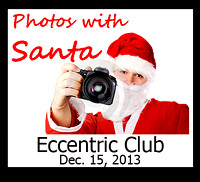 12152013: PHOTOS WITH SANTA AT THE ECCENTRIC CLUB IN GLOVERSVILLE