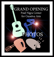 09172015: PAUL NIGRA CENTER FOR CREATIVE ARTS GRAND OPENING GALA
