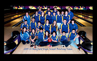 MAYFIELD HIGH SCHOOL BOWLING TEAM 2013-14