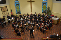 "12192015: GLOVERSVILLE COMMUNITY MUSIC PRESENTS ""A JOHN WILLIAMS HOLIDAY."""