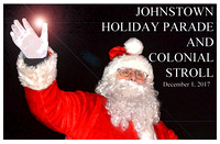 12012017: JOHNSTOWN HOLIDAY PARADE & COLONIAL STROLL