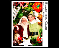 12112016: ECCENTRIC CLUB CHRISTMAS BRUNCH WITH SANTA