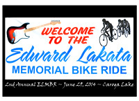 06292014: THE 2ND ANNUAL EDWARD LAKATA MEMORIAL BIKE RIDE
