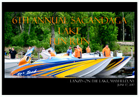 06172017: 6TH ANNUAL SACANDAGA LAKE FUN RUN