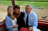 08202014: VISITING SARATOGA RACE COURSE