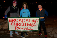 12012014: BROADALBIN CHRISTMAS PARADE