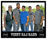 08052017: VINNY SAJ BAND'S DEBUT AT RAILFEST